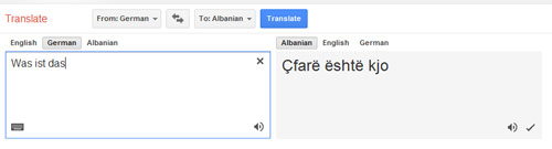 Fjalor Gjermanisht Shqip