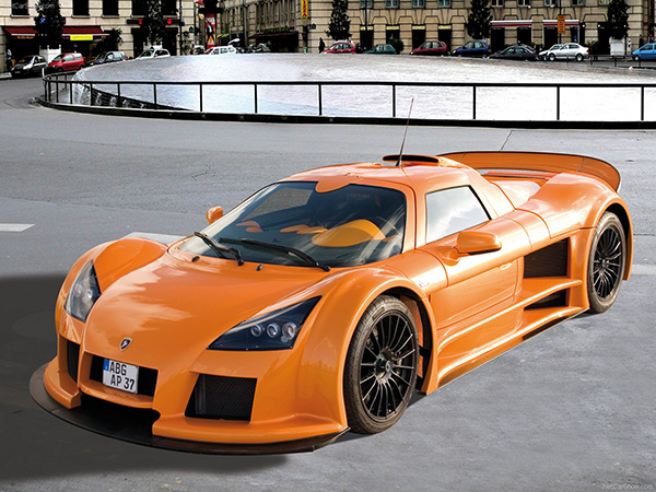 gumpert apollo Makina Me e Shpejte ne Bote: Top Lista per 2012 2013