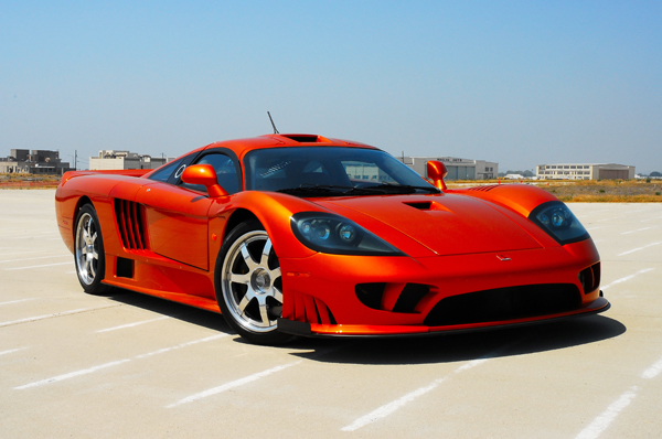 saleen s7 twin turbo orange Makina Me e Shpejte ne Bote: Top Lista per 2012 2013