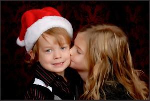 Foto femijesh ne festat e Krishtlindjeve