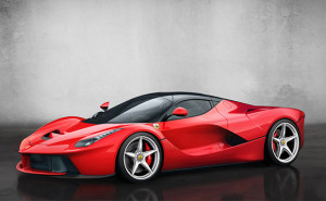 Ferrari La Ferrari Pamje Anesore