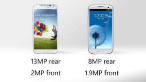Kamera e Galaxy S4