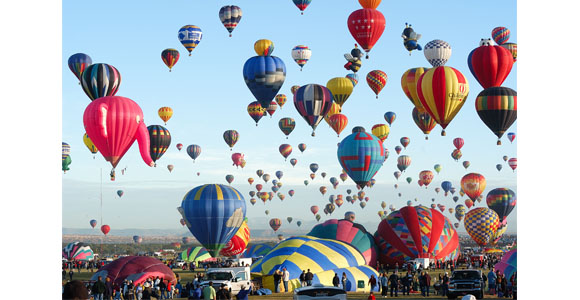 festivali i balonave