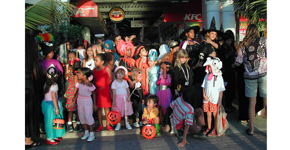 halloween meksike Top destinacionet per te festuar Halloween