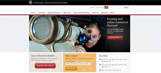 Harvard Extension