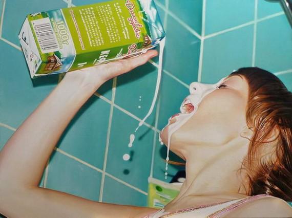 Milk-Girl-By-Diego-Gravinese