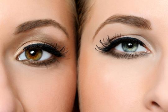 ngjyra e syve
