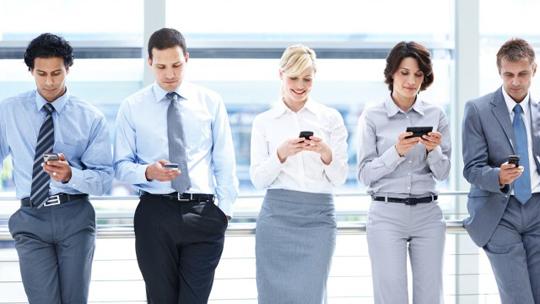 njerez me telefone