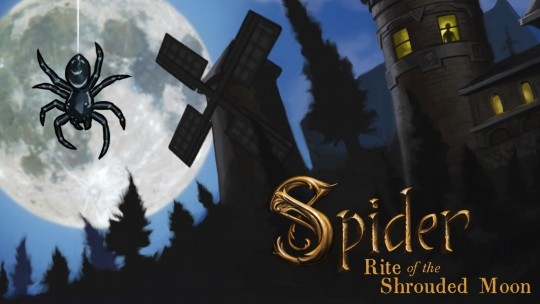 Spider- Rite of the Shrouded Moon